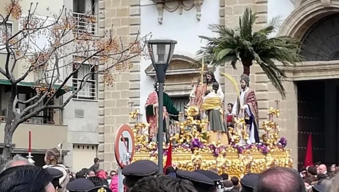 La hermandad de La Paz saldrá de forma extraordinaria por su 75 aniversario